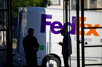 FedEx Shipments - Copyrights by FedEx