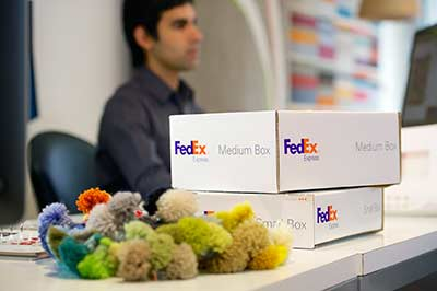FedEx Tracking  - Copyrights by FedEx