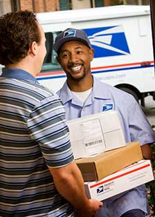USPS Tracking - Copyright by USPS